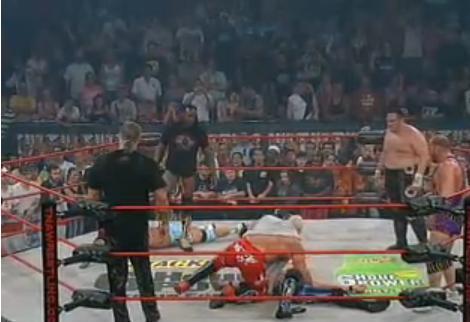 Main Event Mafia ataca TNA Legends Champion AJ Styles e Jeff Jarrett!