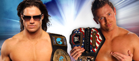 John Morrison vs The Miz