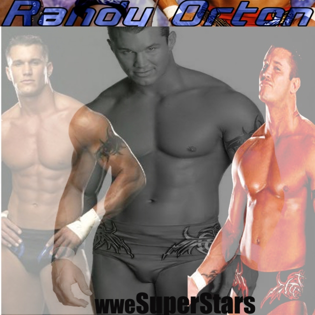 WWE Superstars- Randy Orton