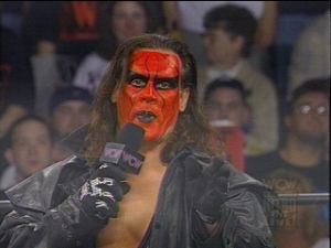 Sting Red Facepaint