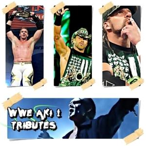 WWE Aki! Tributes