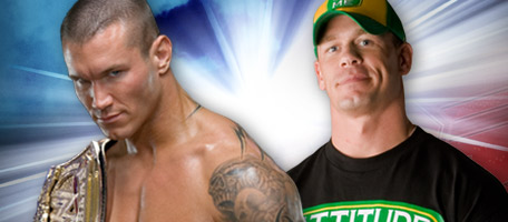 WWE Bragging Rights - John Cena vs Randy Orton