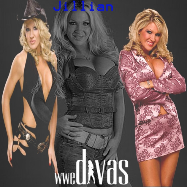 WWE Divas- Jillian Hall