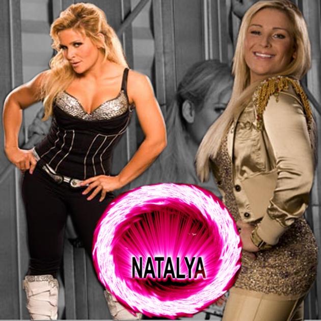 WWE Divas- Natalya