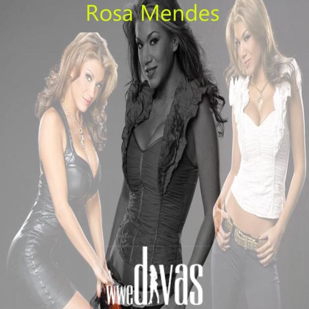 WWE Divas- Rosa Mendes