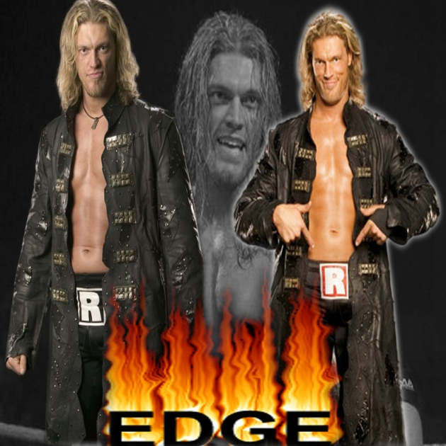 WWE Superstars- Edge