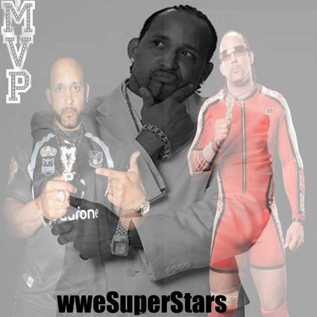 WWE Superstars- MVP