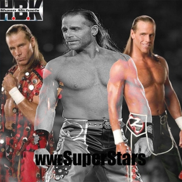 WWE Superstars- Shawn Michaels